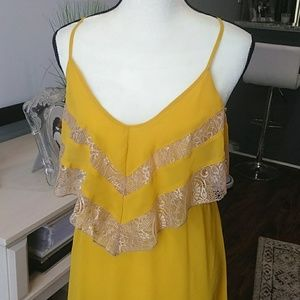 Flying tomato sexy dress  with lace size small